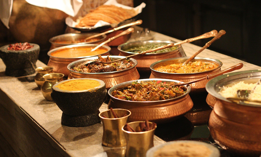 Enjoy A Delicious Meal From Taste Of India Winchester Today